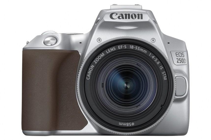 7c6fa4c59d Canon EOS 250D Silver + EF-S 18-55mm IS STM  3461C003AA  + + δώρο φακός  EF-S 24mm f 2.8 STM  9522B005AA